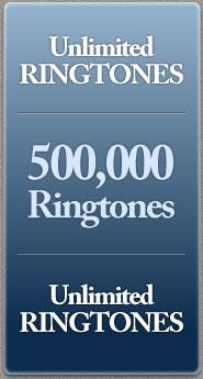 500000 Ringtones